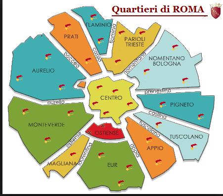 CHAT QUARTIERI DI ROMA